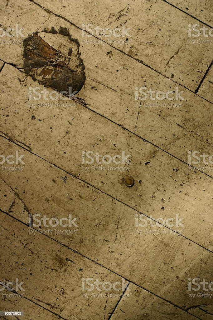 Harsh Floor royalty-free stock photo