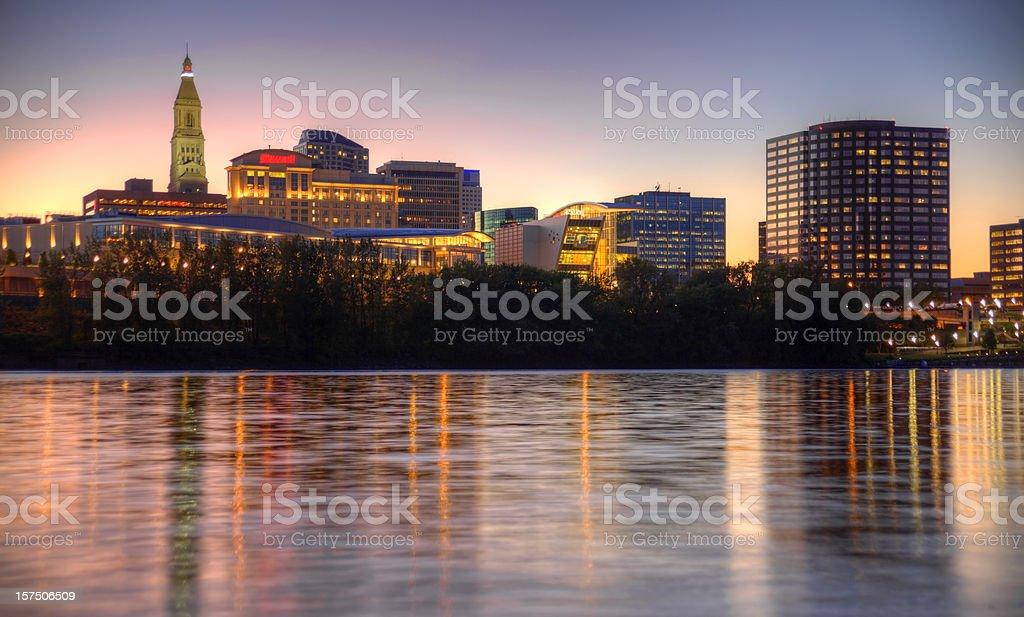 Hartford, Connecticut stock photo