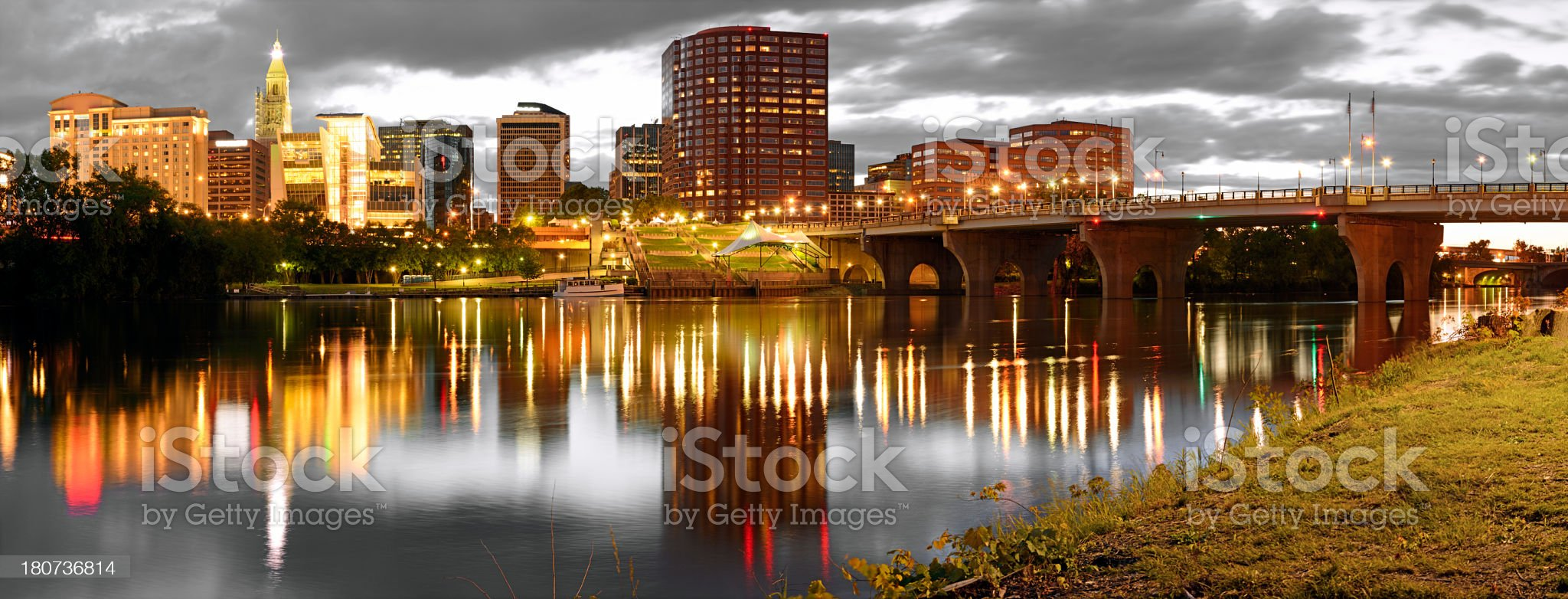 Hartford, CT royalty-free stock photo