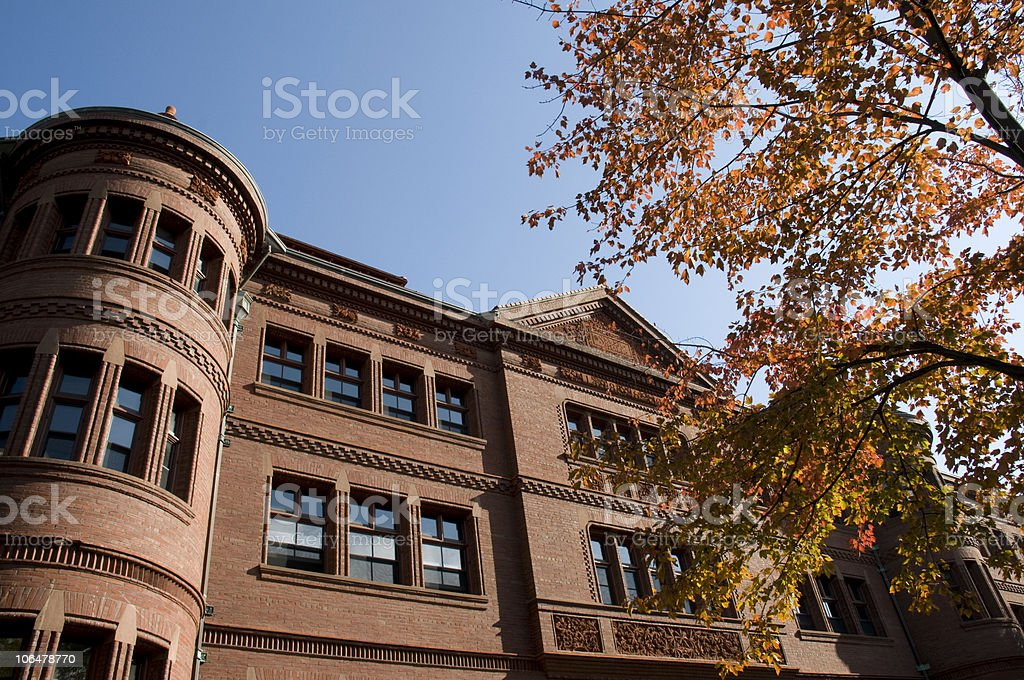 Harvard stock photo