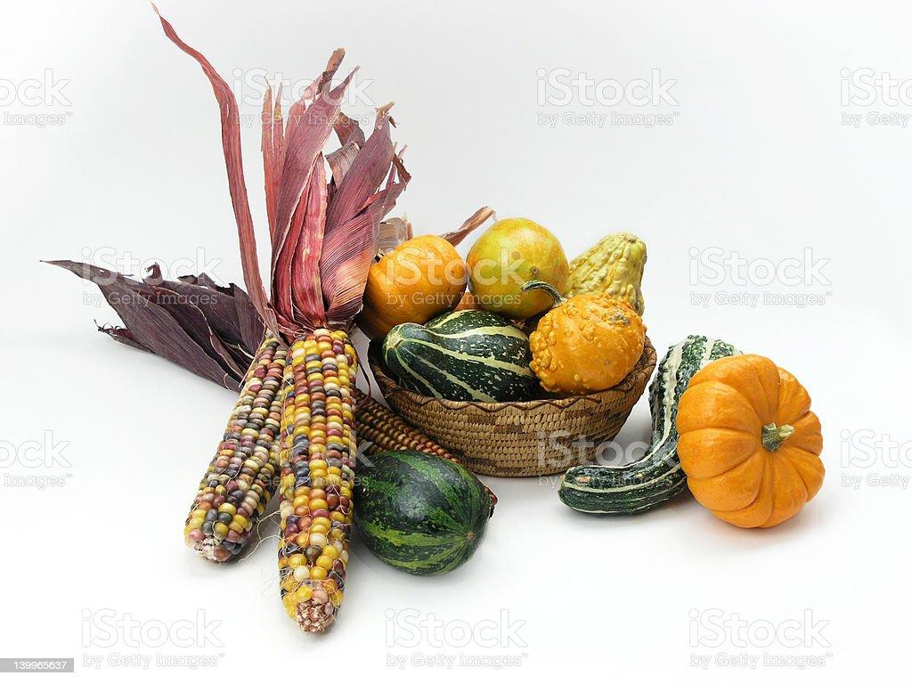 Harvest Bounty 2 stock photo
