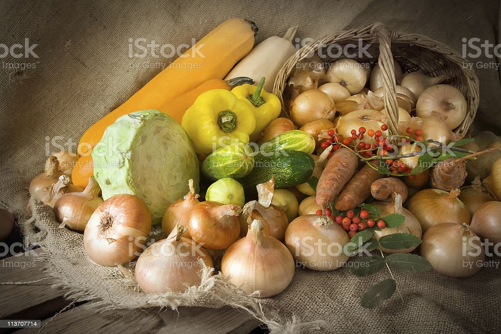 harvest royalty-free stock photo