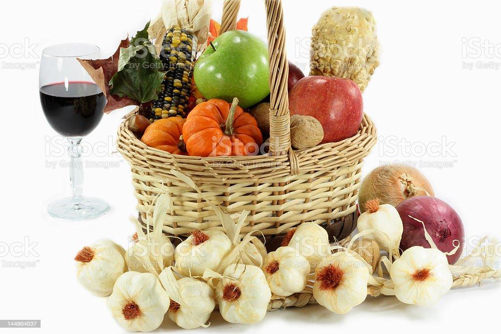 Harvest. royalty-free stock photo