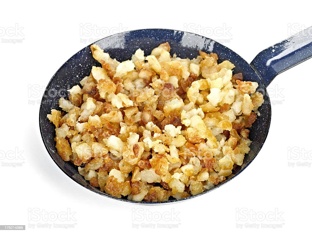 Hash Brown royalty-free stock photo