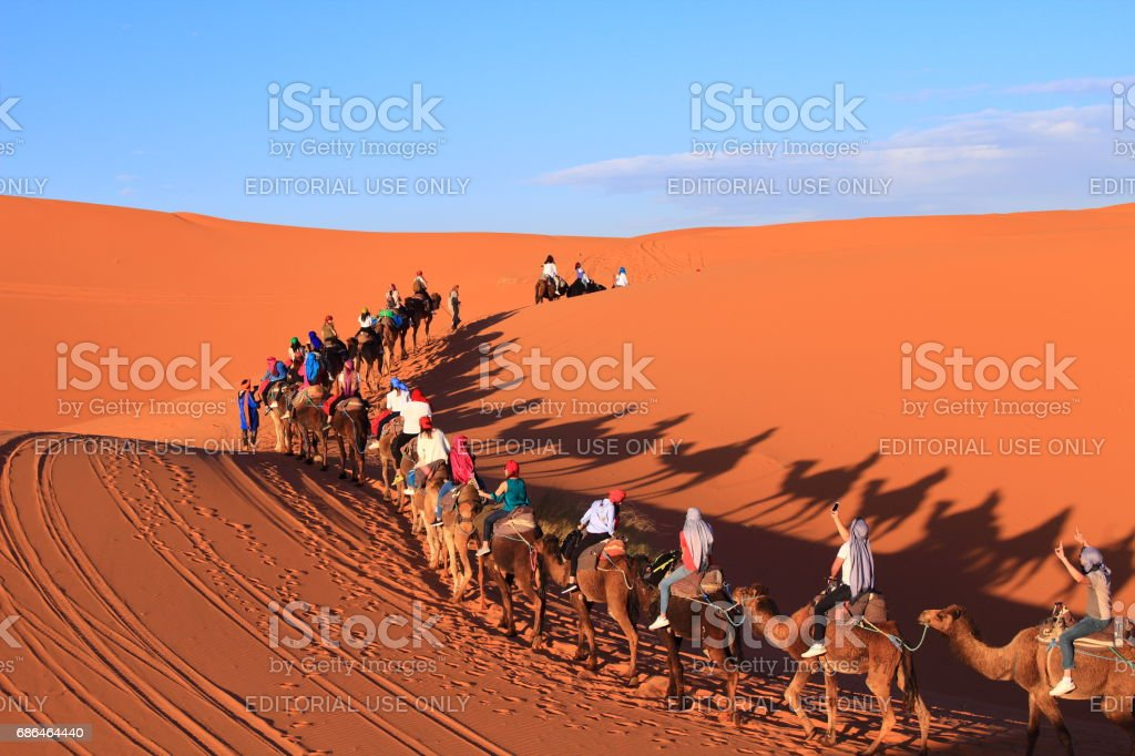 Hassilabied, Morocco stock photo