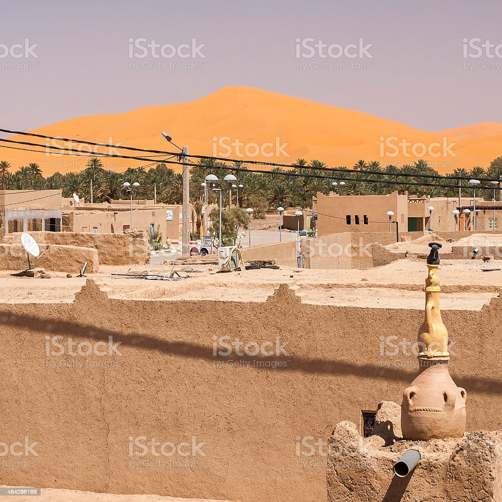 Hassilabied stock photo