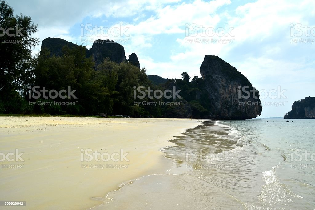 Hat Yao Beach, Trang Province - Thailand stock photo