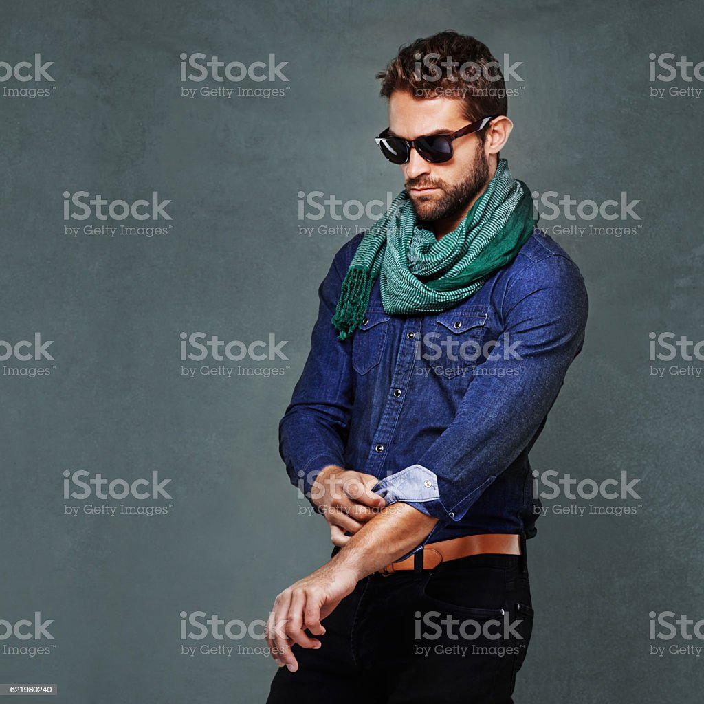 I hate being underdressed! stock photo