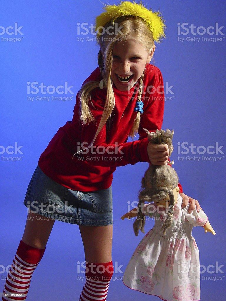 Detestiamo la bambola 2 foto stock royalty-free