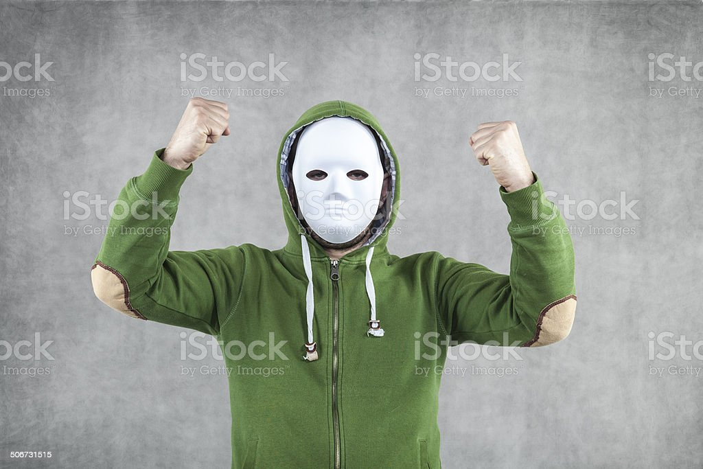 hatred and power stock photo