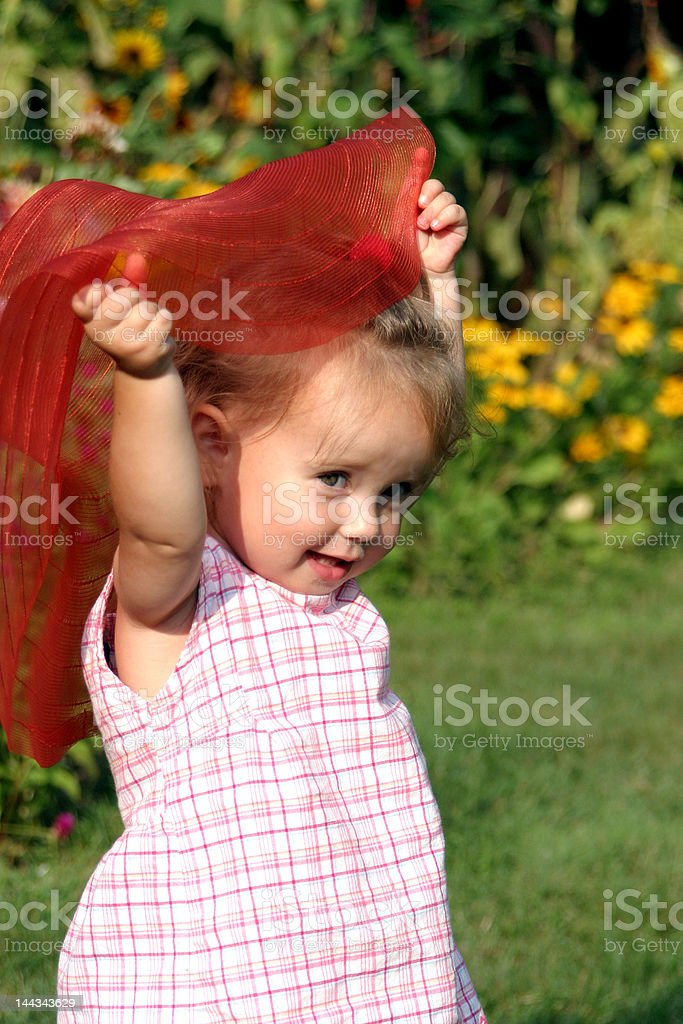 Hat's Off! royalty-free stock photo