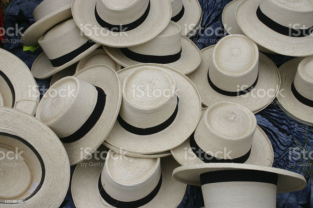 Hats royalty-free stock photo
