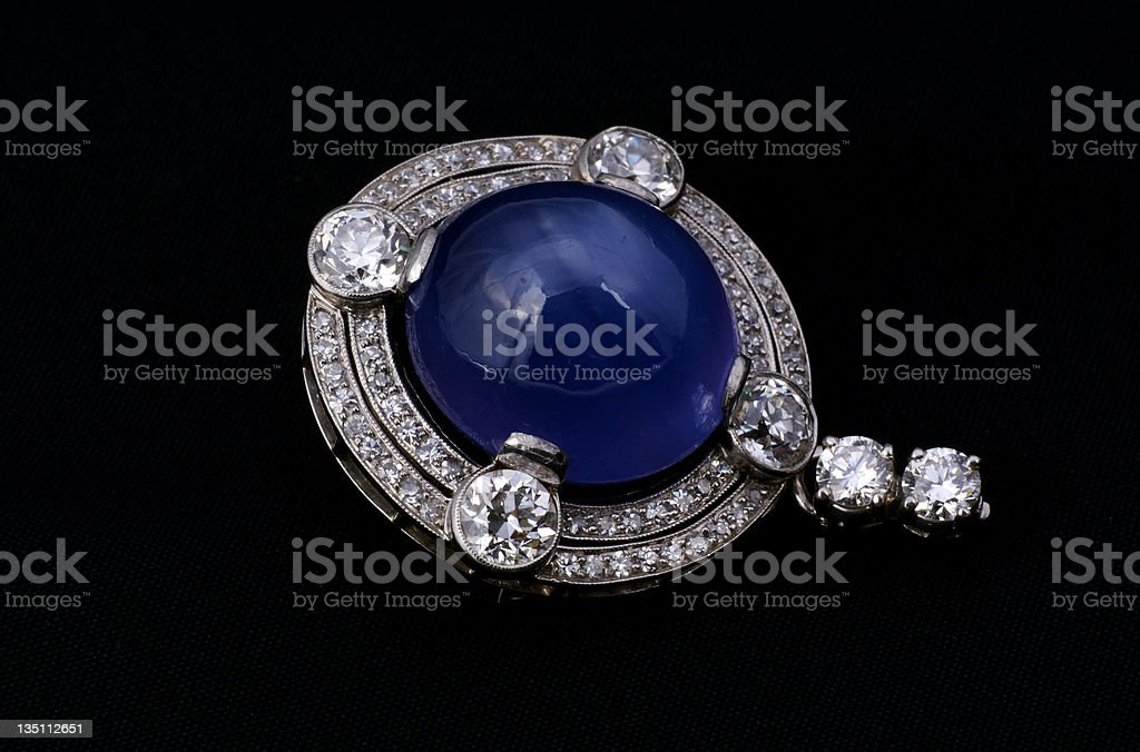 Haunted pendant royalty-free stock photo