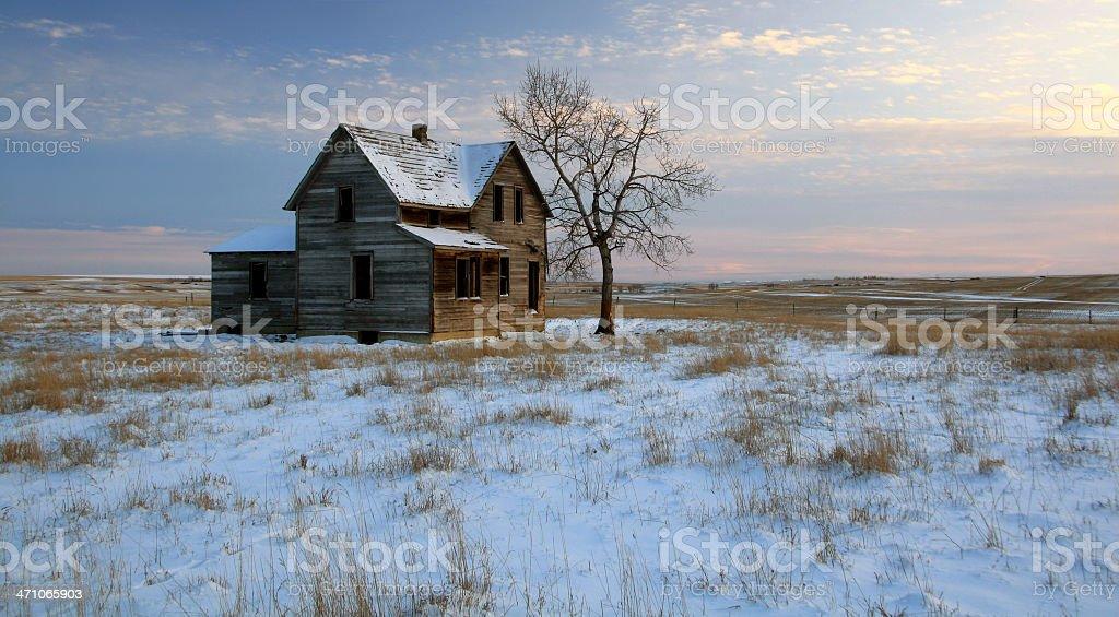 Haunted House 2 royalty-free stock photo