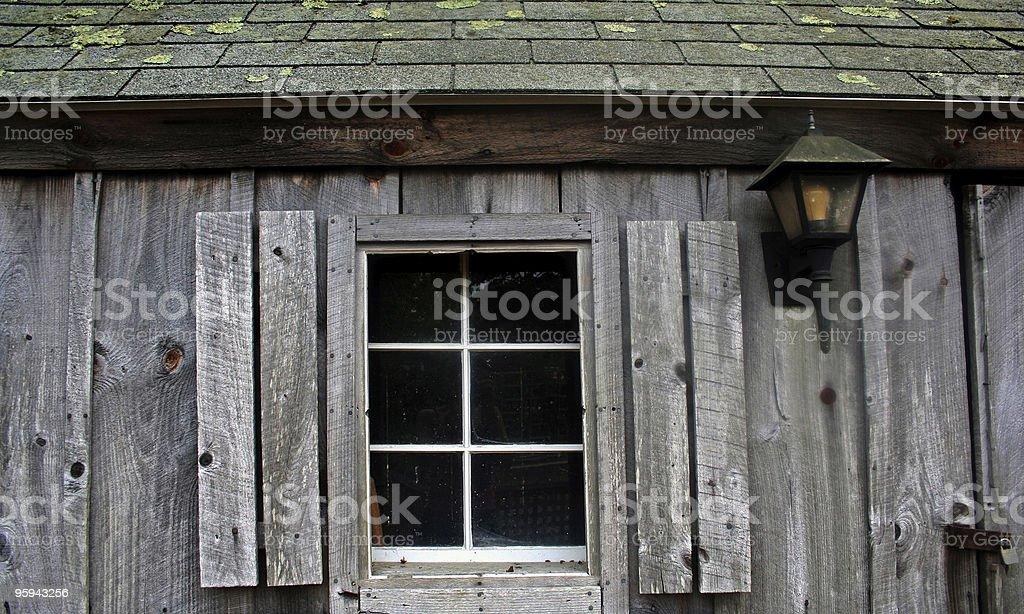 Haunted maison photo libre de droits