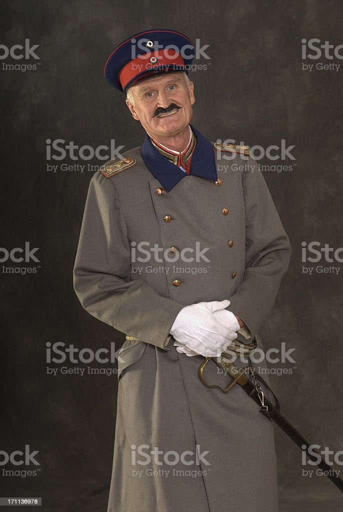 Hauptmann of Koepenick royalty-free stock photo