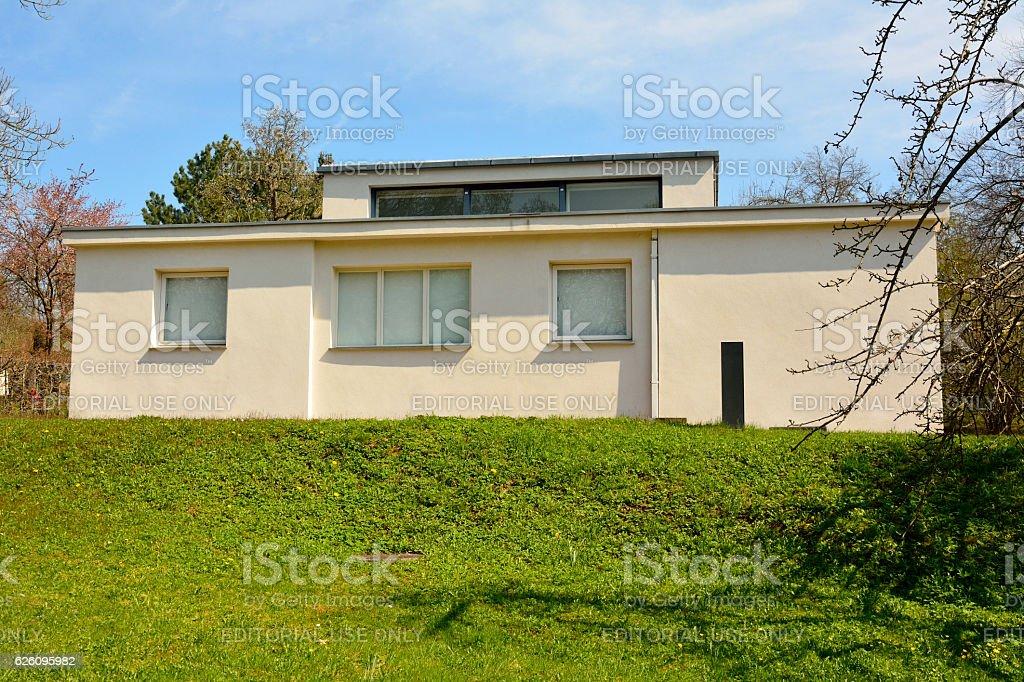Haus Am Horn Weimar haus am horn building in weimar stock photo 626095982 istock
