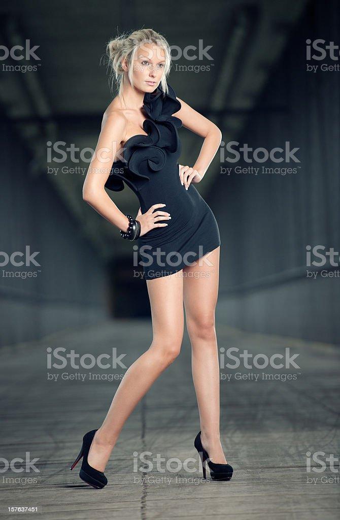 Haute Couture (XXXL) royalty-free stock photo