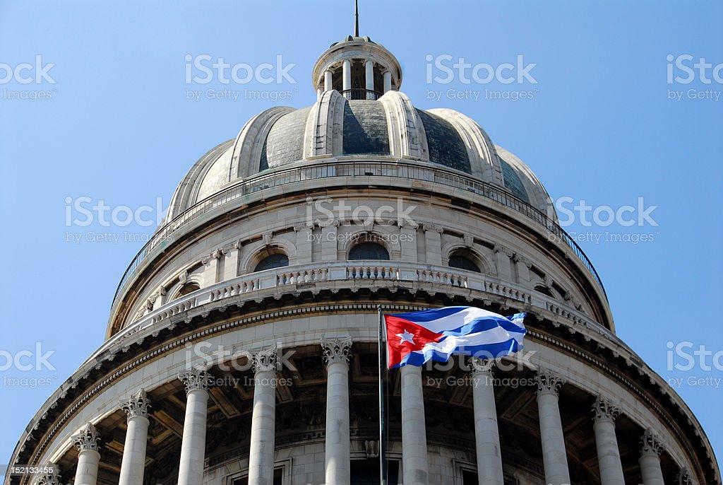 Havana, Cuba royalty-free stock photo