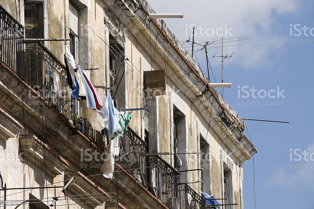 Havana Life stock photo