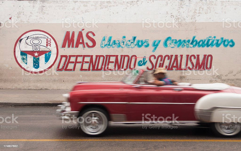La Habana royalty-free stock photo