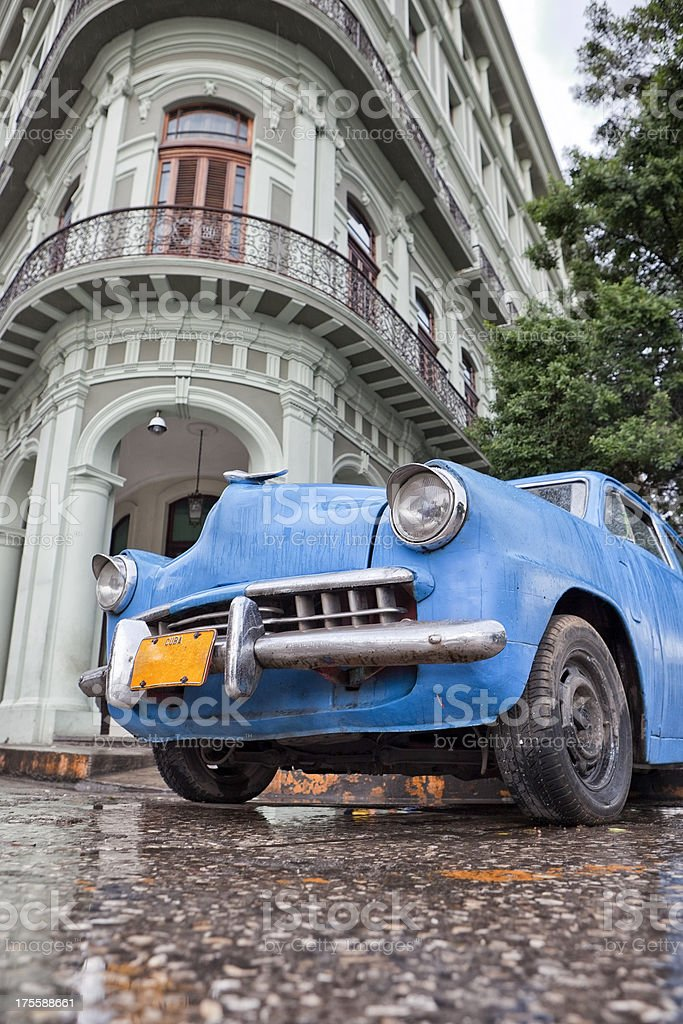 Havana Streets, Cuba stock photo