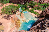 Havasu Falls - the view from the top