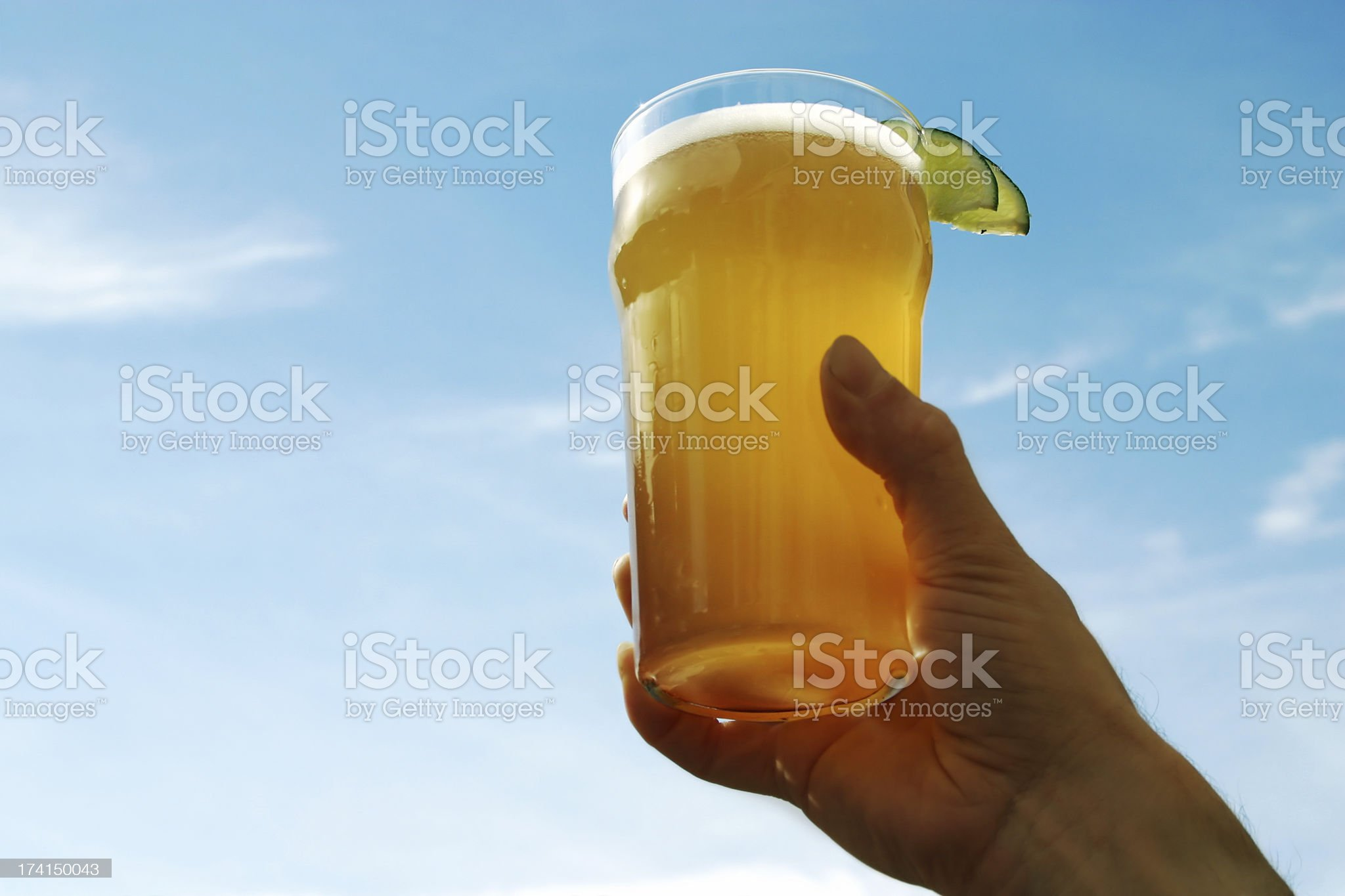 Have a Beer? royalty-free stock photo