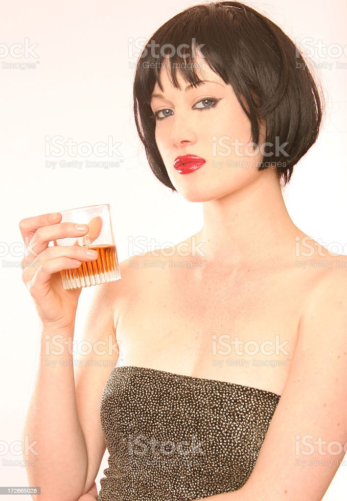Have a drink... royalty-free stock photo