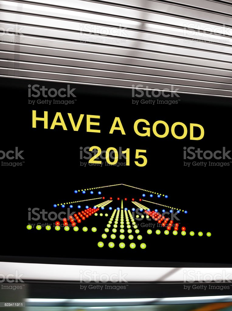 have a good 2015 stock photo