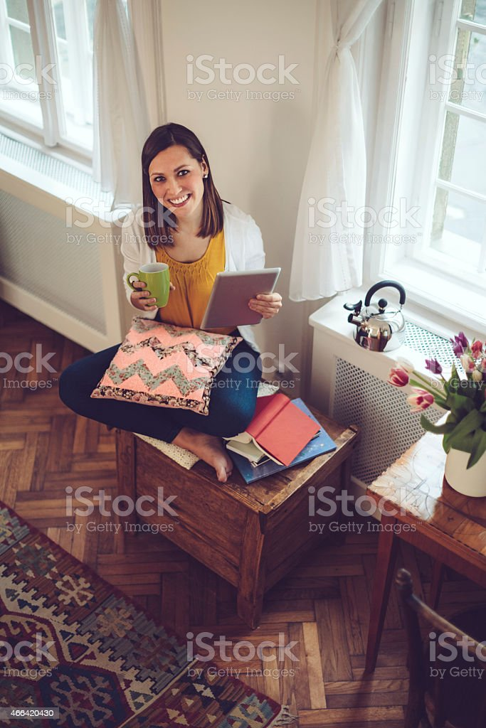 Have a nice day! stock photo