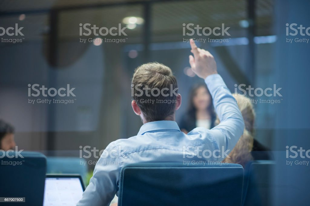 I have a question stock photo
