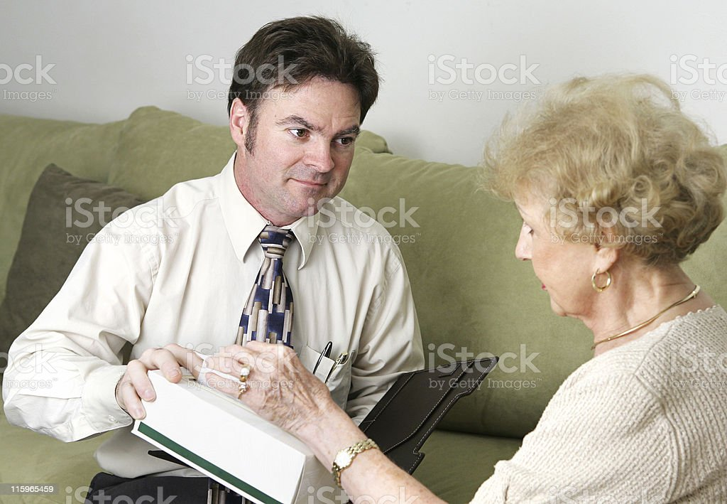 Have a Tissue stock photo