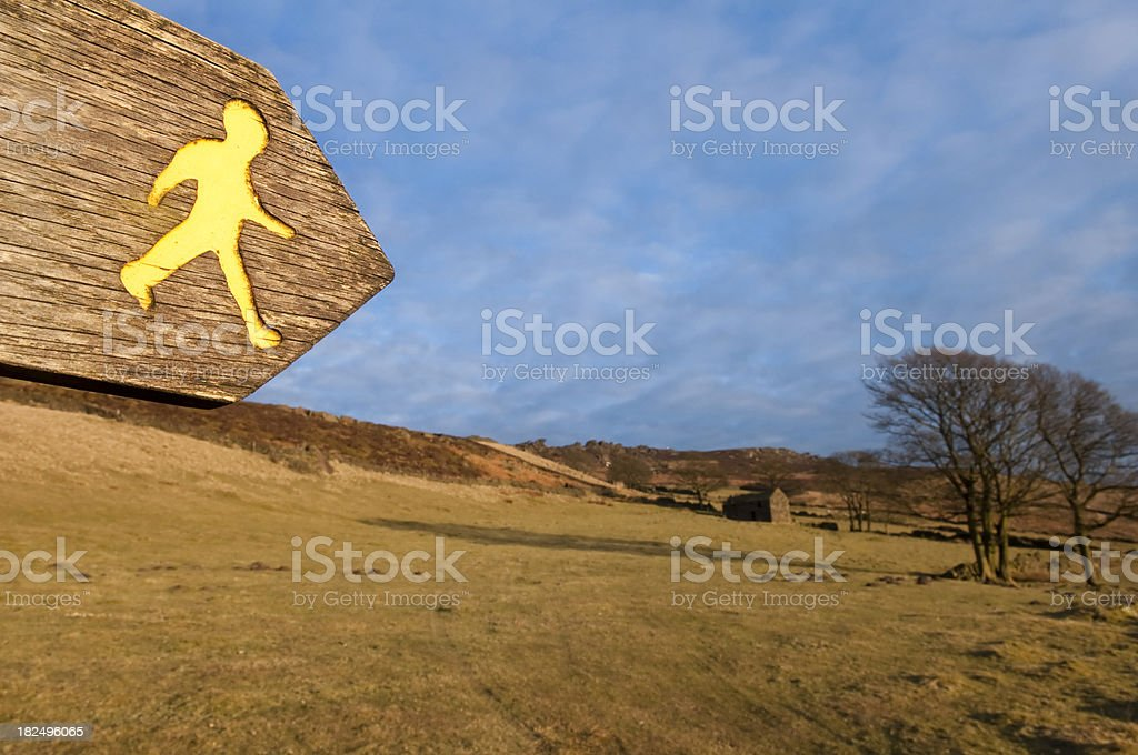 Have a walk stock photo