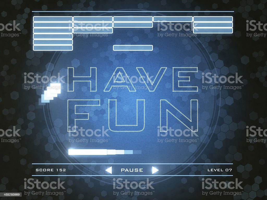 Have Fun royalty-free stock photo