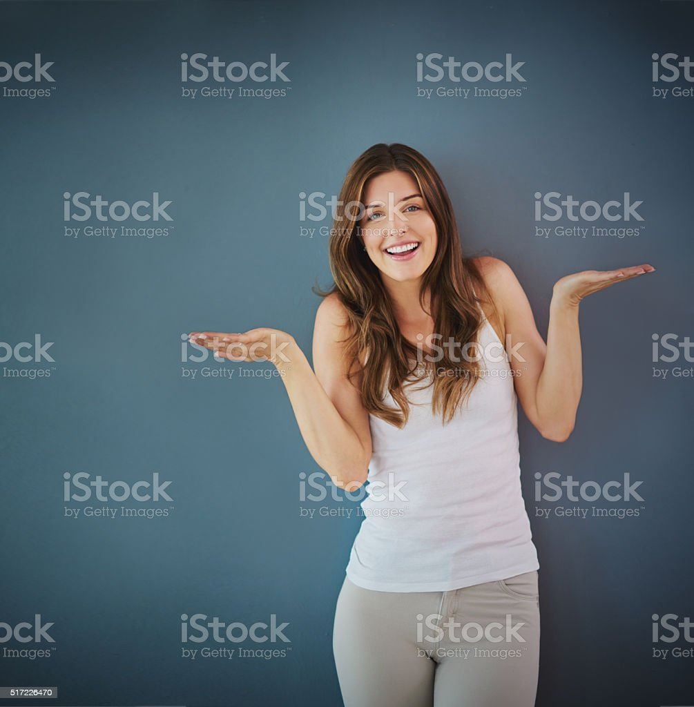 I have no idea what's happening and I love it stock photo