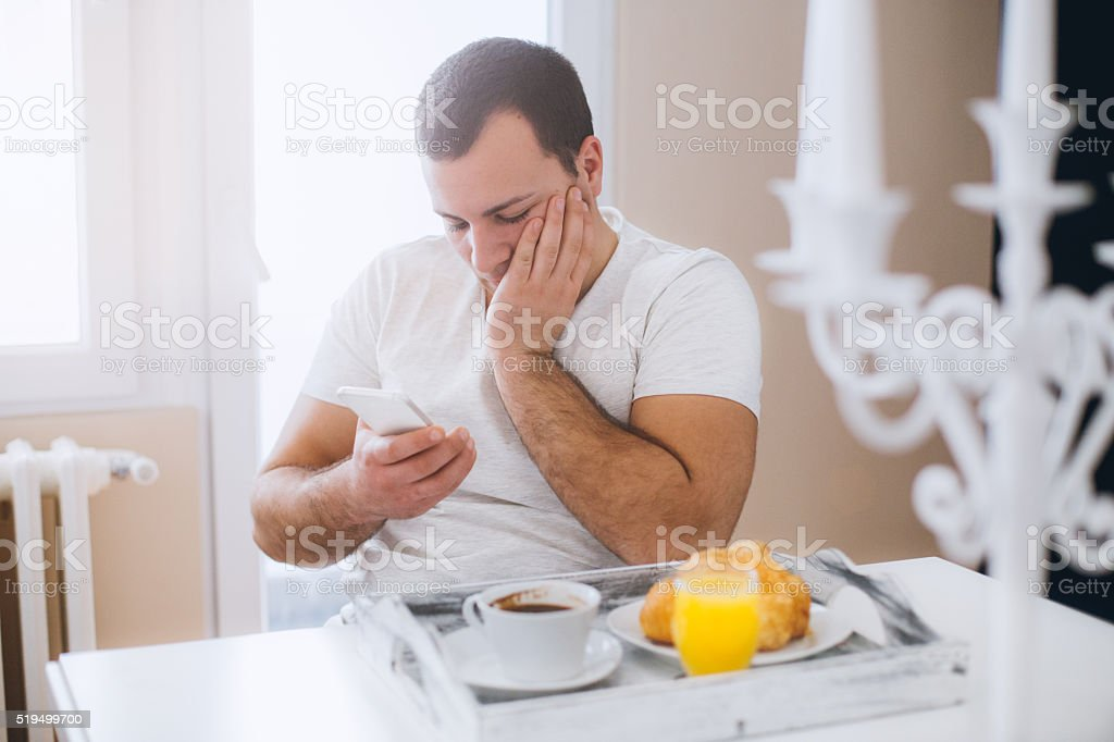 I have some problems stock photo