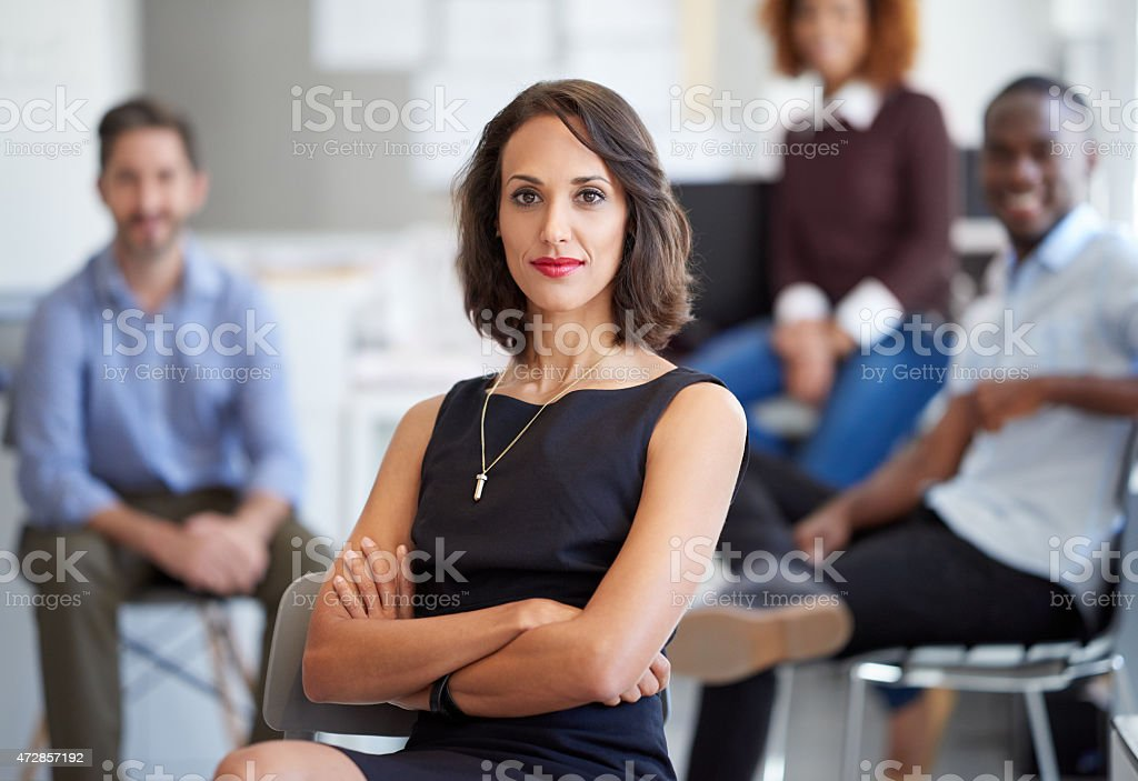 I have their support stock photo