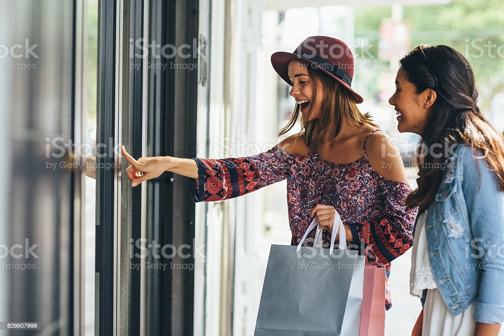 I have to have it! stock photo