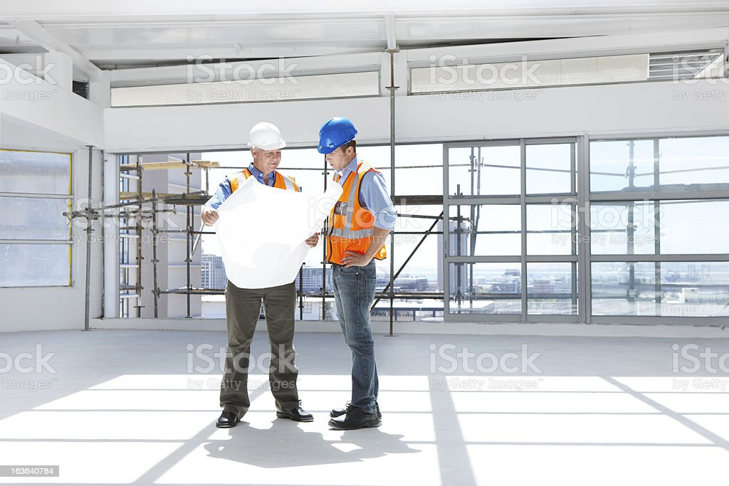 Have to make sure that we get this right! royalty-free stock photo