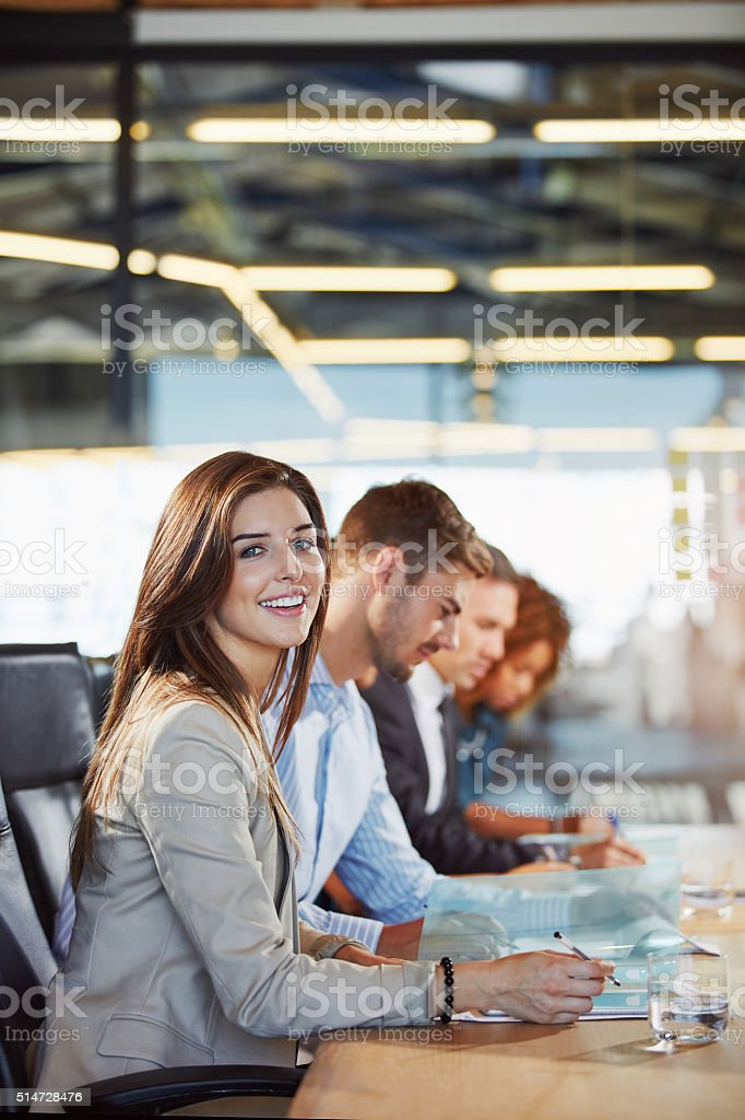 I have what it takes stock photo