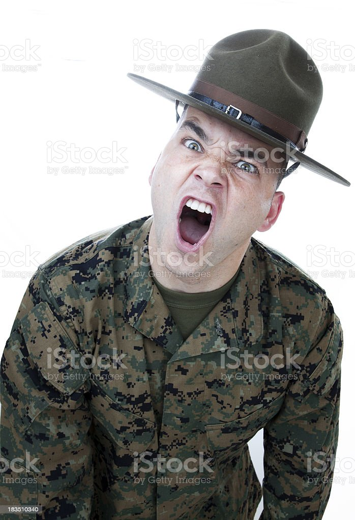 Have You Lost Your Mind! stock photo