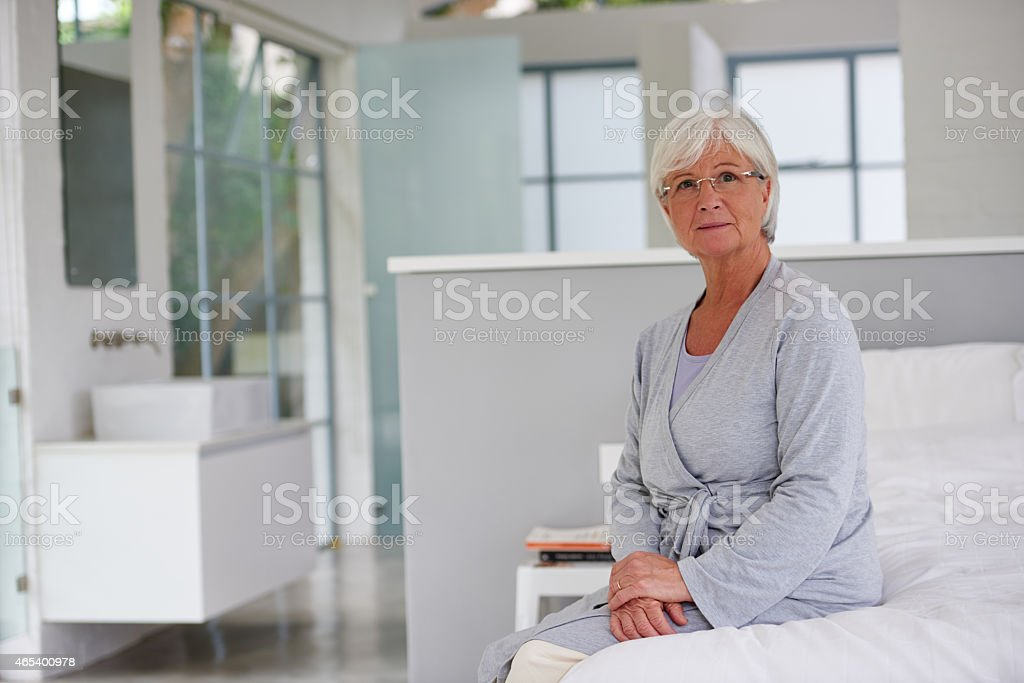 Have you prepared for your future? stock photo
