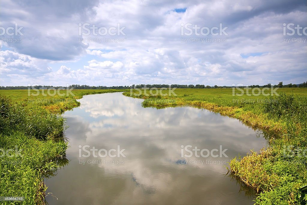 Havelland stock photo