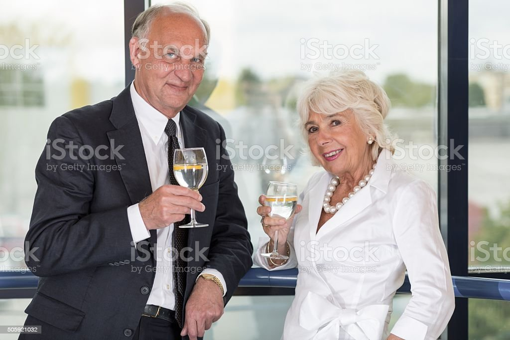 Having lots of money stock photo
