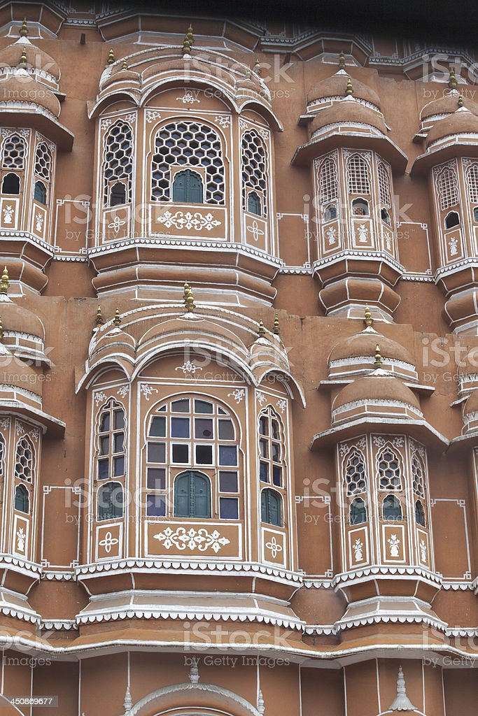 Hawa Mahal (Palazzo dei Venti) a Jaipur, India stock photo