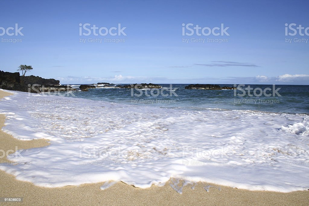 Hawaii: Oahu royalty-free stock photo
