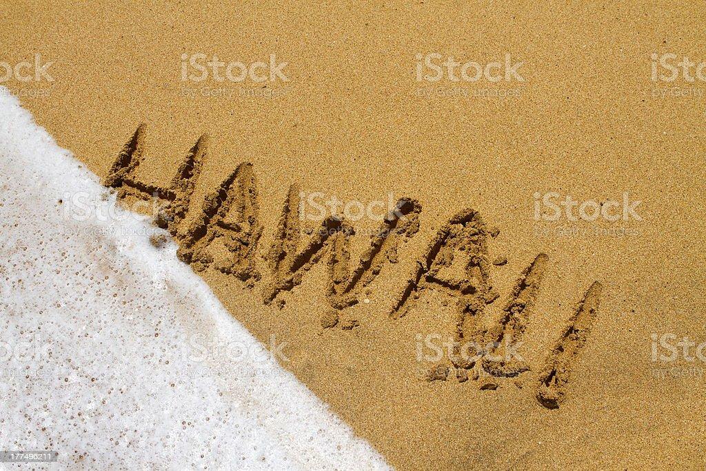 Hawaii royalty-free stock photo