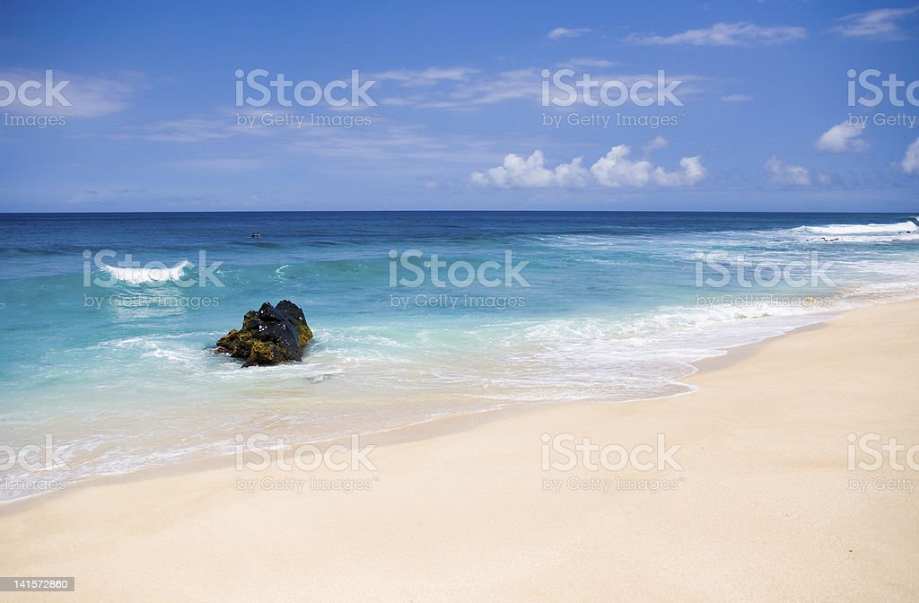Hawaii sea royalty-free stock photo