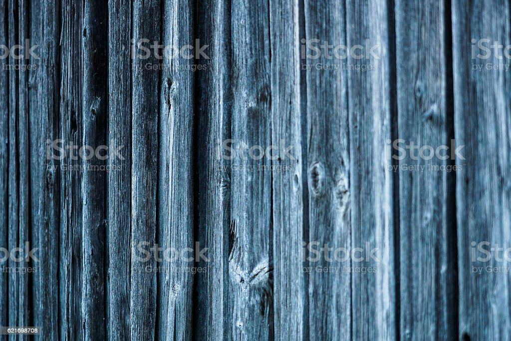 Hay barn wall stock photo